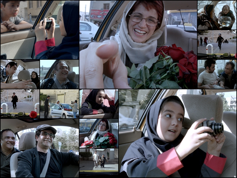 Taxi Teherán. del director Jafar Panahi Y  El circo de la mariposa del director Joshua Weigel