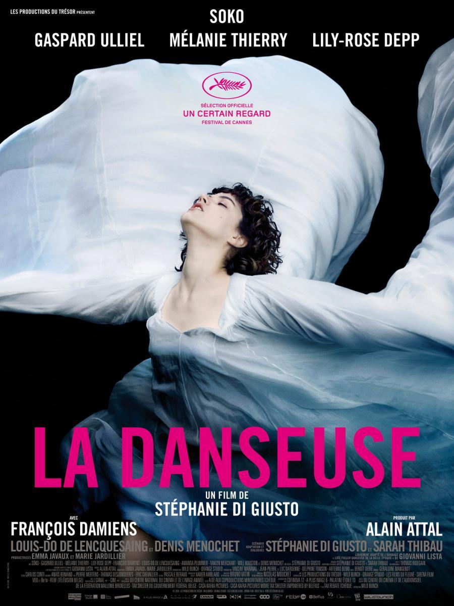 La bailarina. del director Stéphanie Di Giusto