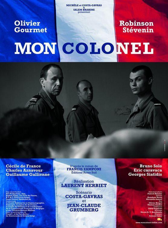 Mi coronel. del director Laurent Herbiet