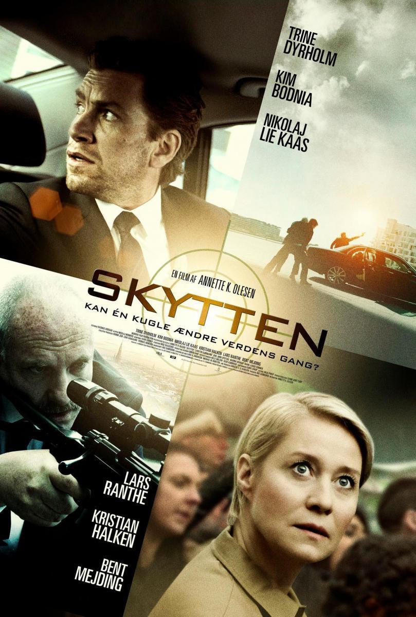 Skytten. del director Annette K. Olesen